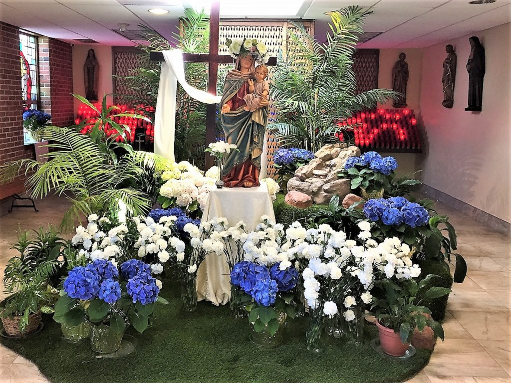 Saint justin the martyr parish altar rosary society the altar rosary society is a group of women dedicated to blessed mother and to helping our parish izmirmasajfo